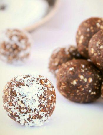 energy balls coco